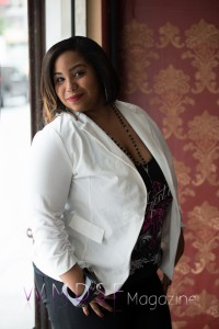 Melanie Butcher, Founder/CEO WMSDF Magazine